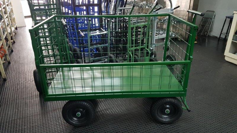 Carrinho para transporte de materiais