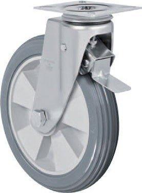 Rodas e rodízios para carrinhos de supermercado