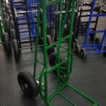 Carrinho para transporte de carga manual