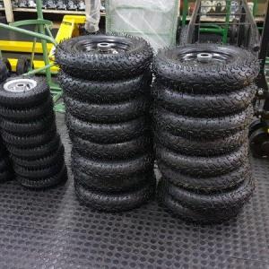Pneus para carrinhos industriais